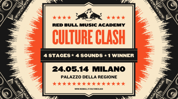 RED BULL MUSIC ACADEMY CULTURE CLASH: 4 stages, 4 sounds, 1 winner!