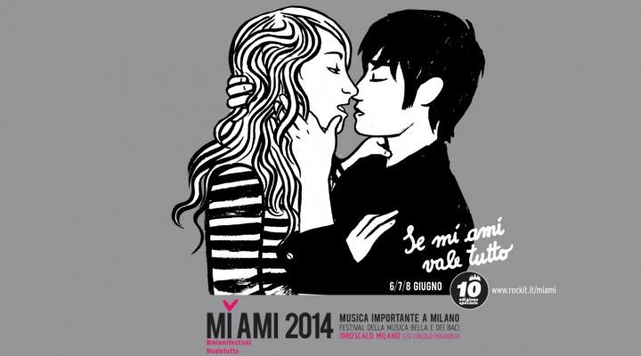 MI AMI - Musica Importante A Milano: il 7-8-9 giugno nel parco dell'Idroscalo presso il Circolo Magnolia